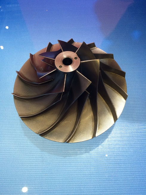 curviv coupling  impeller
