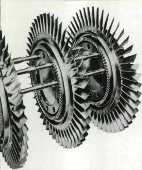 Curvic Coupling(Gas Turbine)