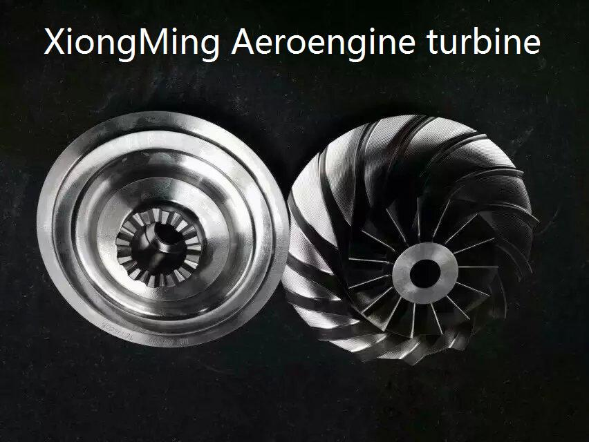 Aeroengine turbine